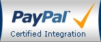 PayPal Certified Store