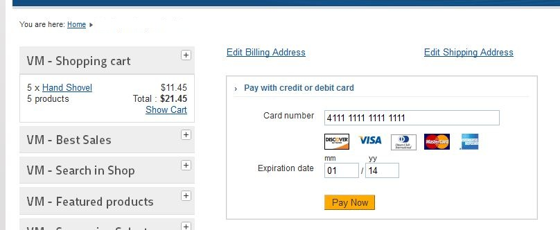 how to add credit card to paypal uk